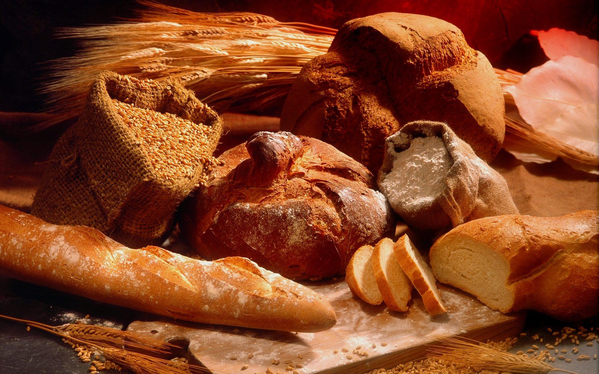 Różne rodzaje pieczywa