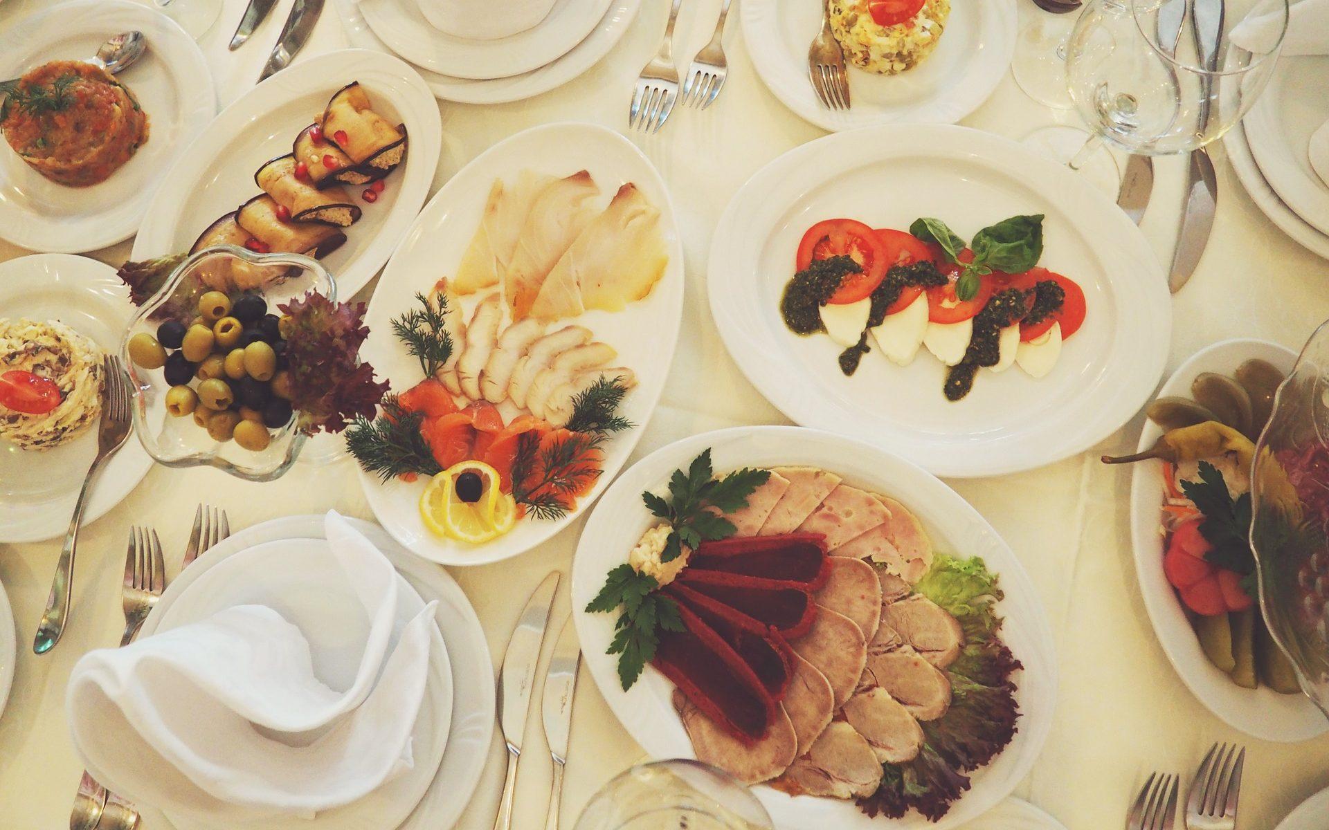 polska kolacja