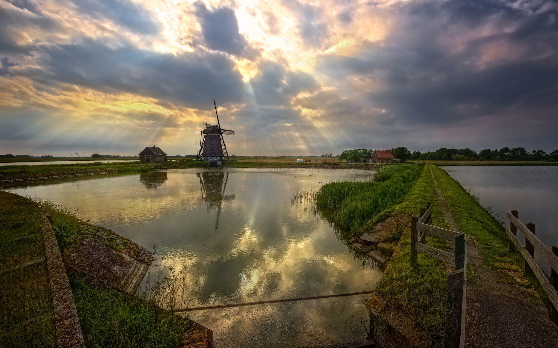 specjały holandii