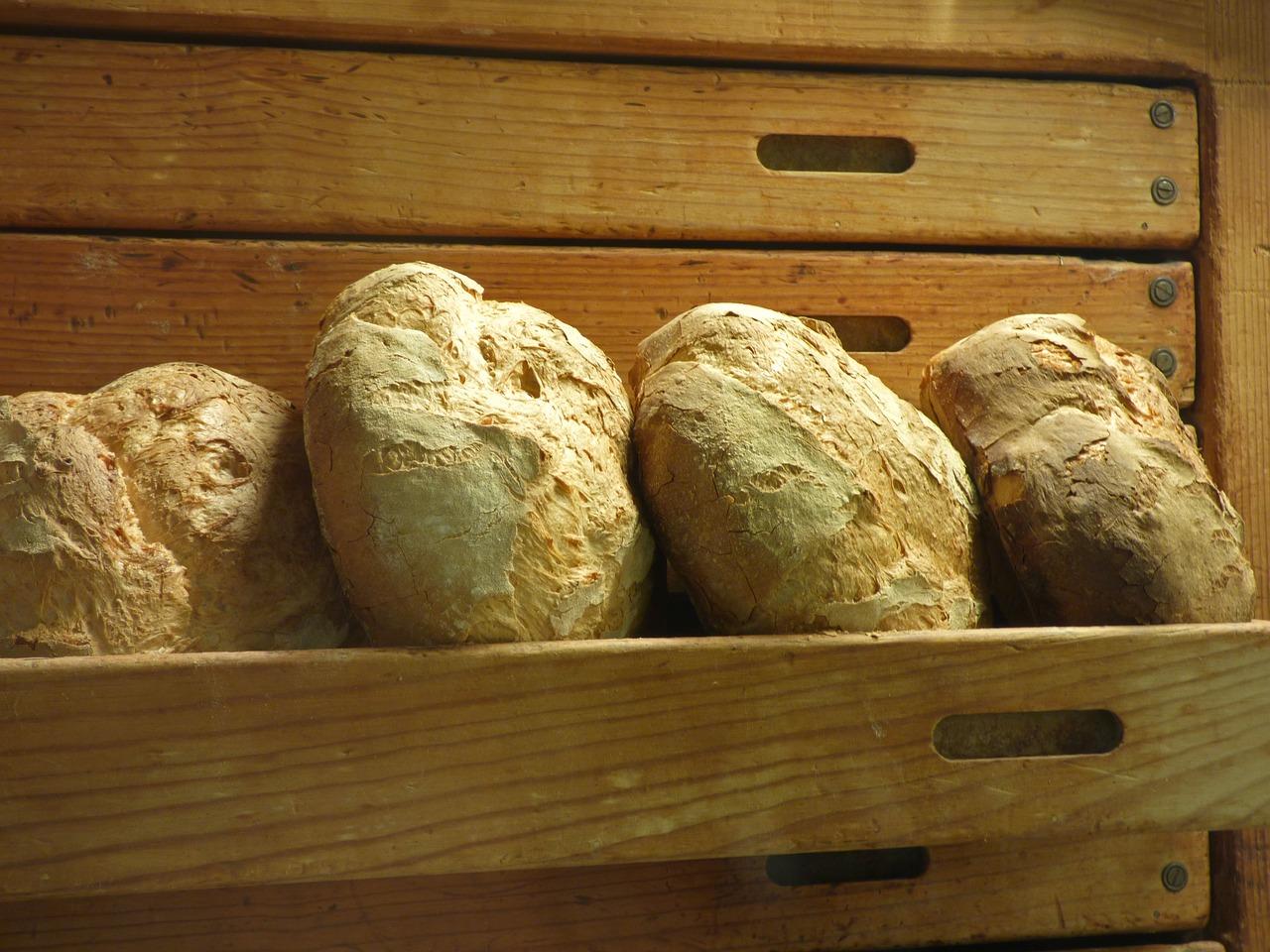 receptura na chleb wiejski