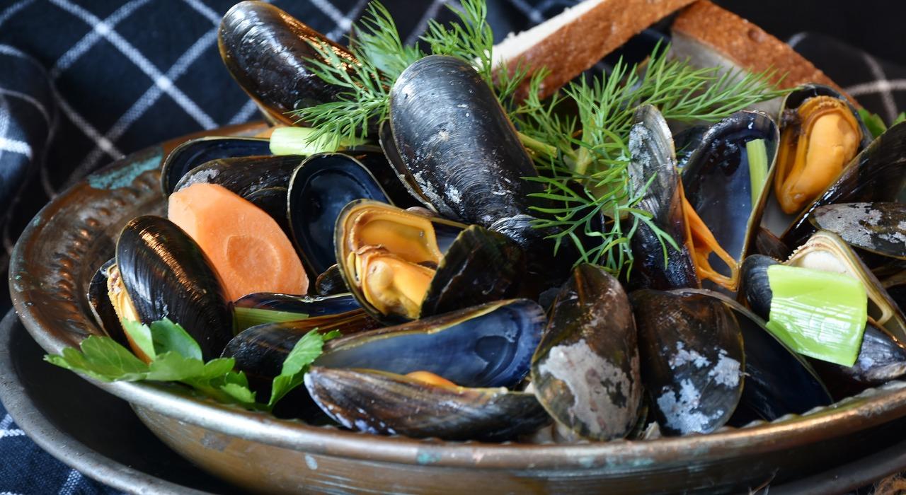 owoce morza - kuchnia francuska