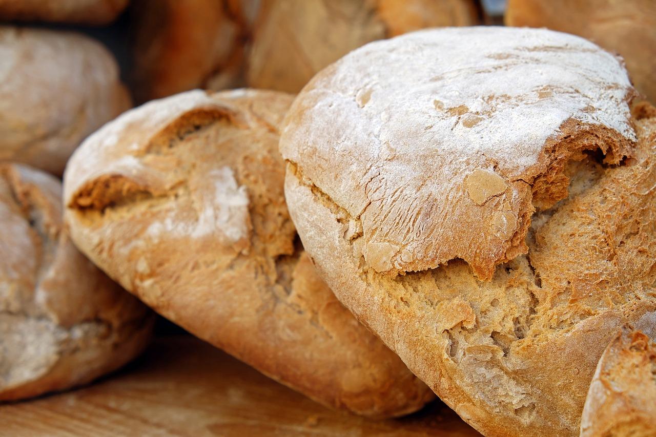 chleb bez pieczenia