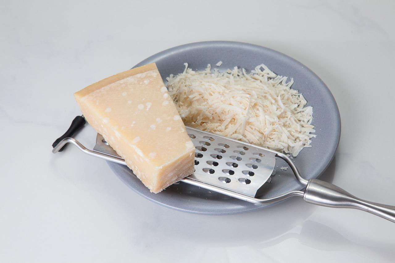 Jak zrobić domowy parmezan