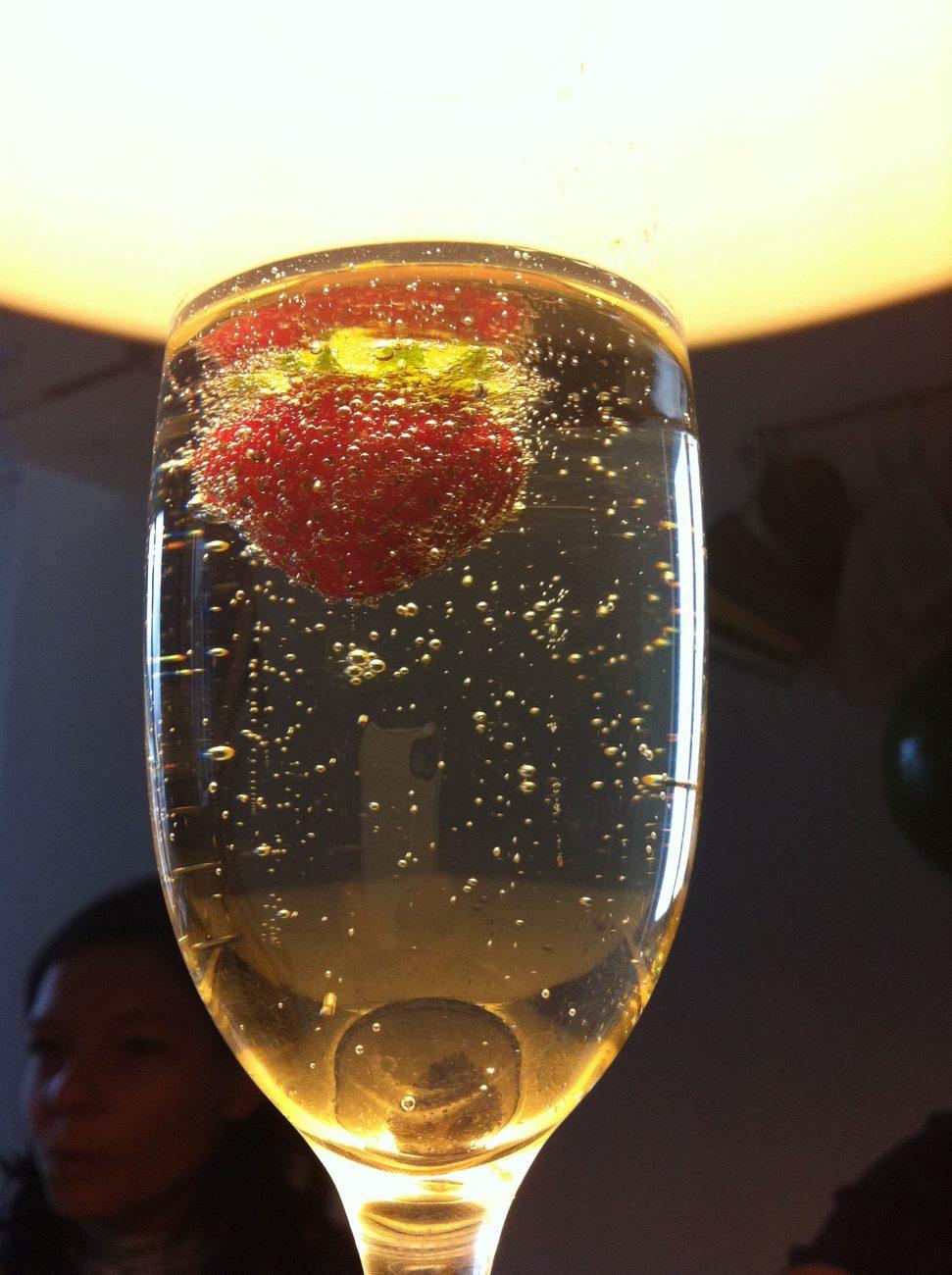 prosecco wino musujące